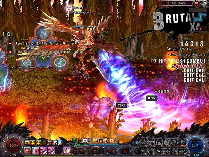 Dragon Knights Dragon To Suparna Releases Dfo Nexus